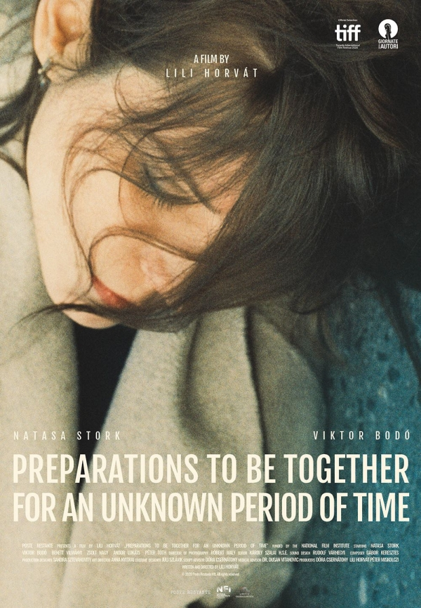PREPARATIONS TO BE TOGETHER FOR AN UNKNOWN